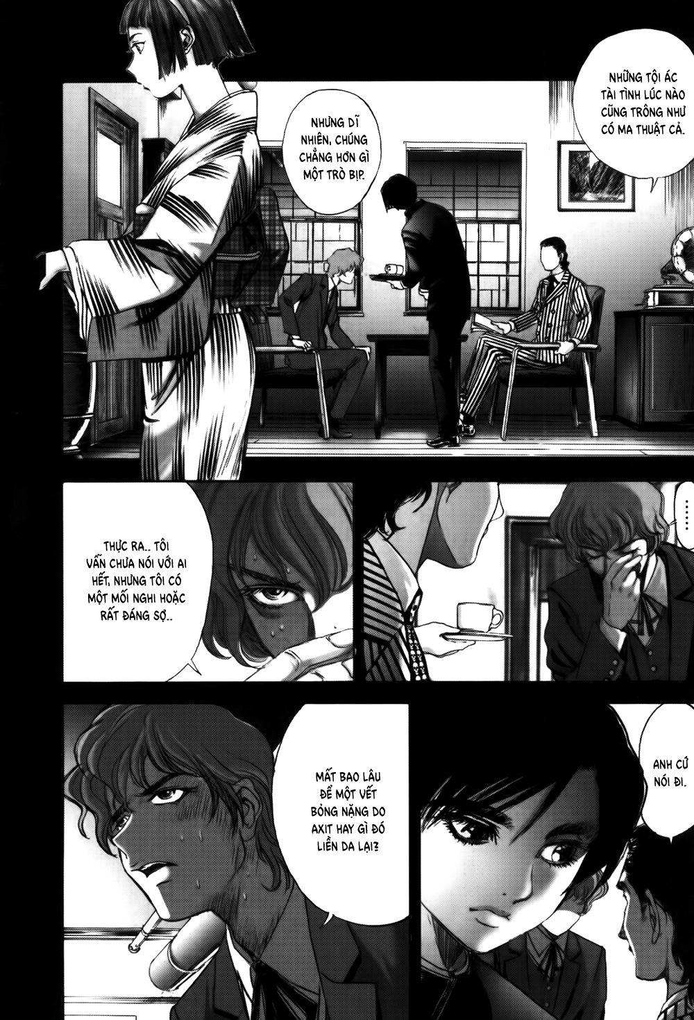 Dị Nhân Quán Chapter 53 - Trang 5