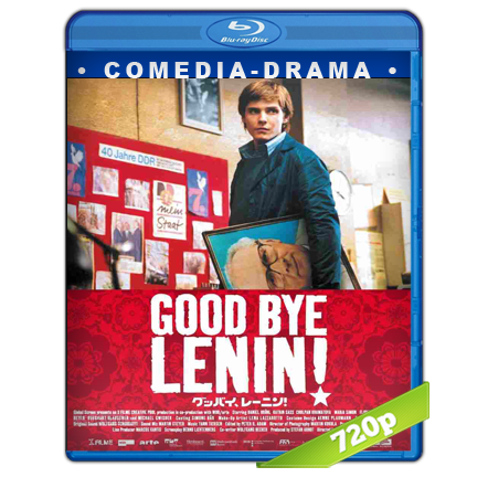 Adios A Lenin 720p Cas-Ale[Drama](2003)
