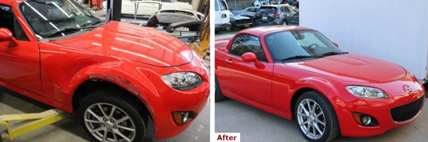 Luxury Car Restoration