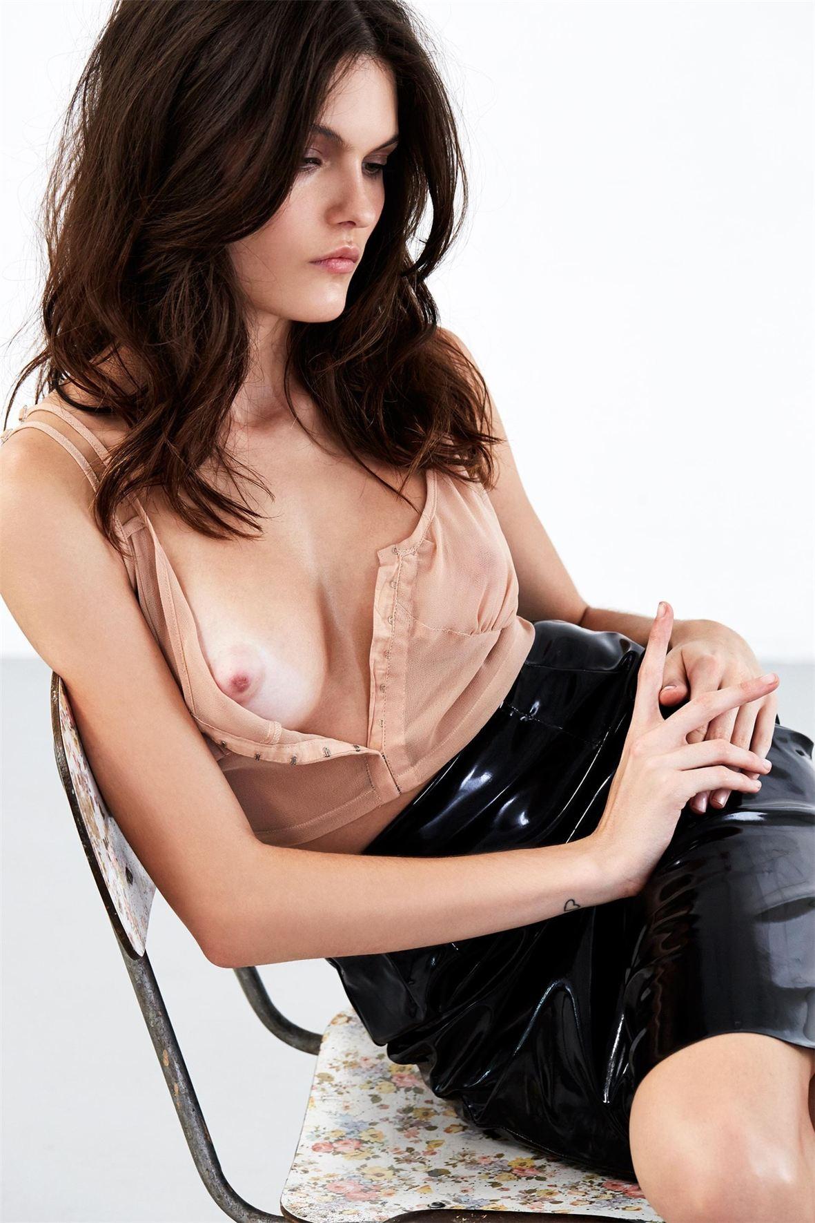 sexy Jovanka Novakovic nude by Jose Moraga