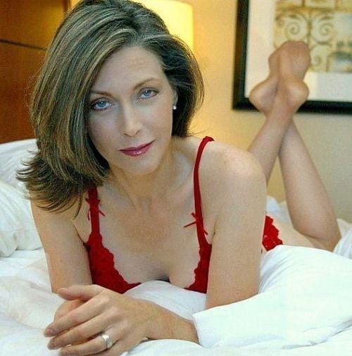 Nude lingerie mature-2458