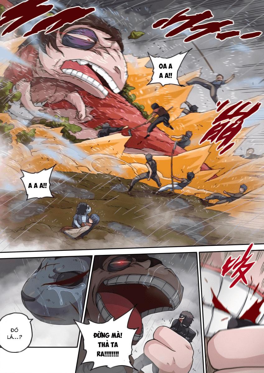 Quyền Bá Thiên Hạ Chapter 76