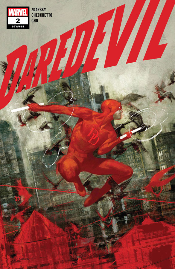 Daredevil Vol.6 #1-27 + Annual + Special (2019-2021)