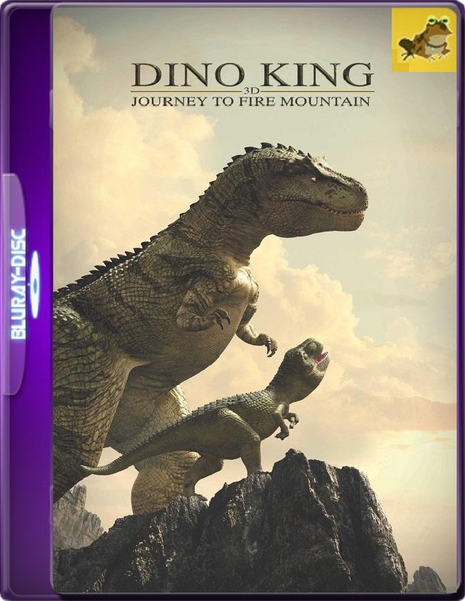 Dino King: Viaje A La Montaña De Fuego (2019) WEB-DL 1080p (60 FPS) Latino