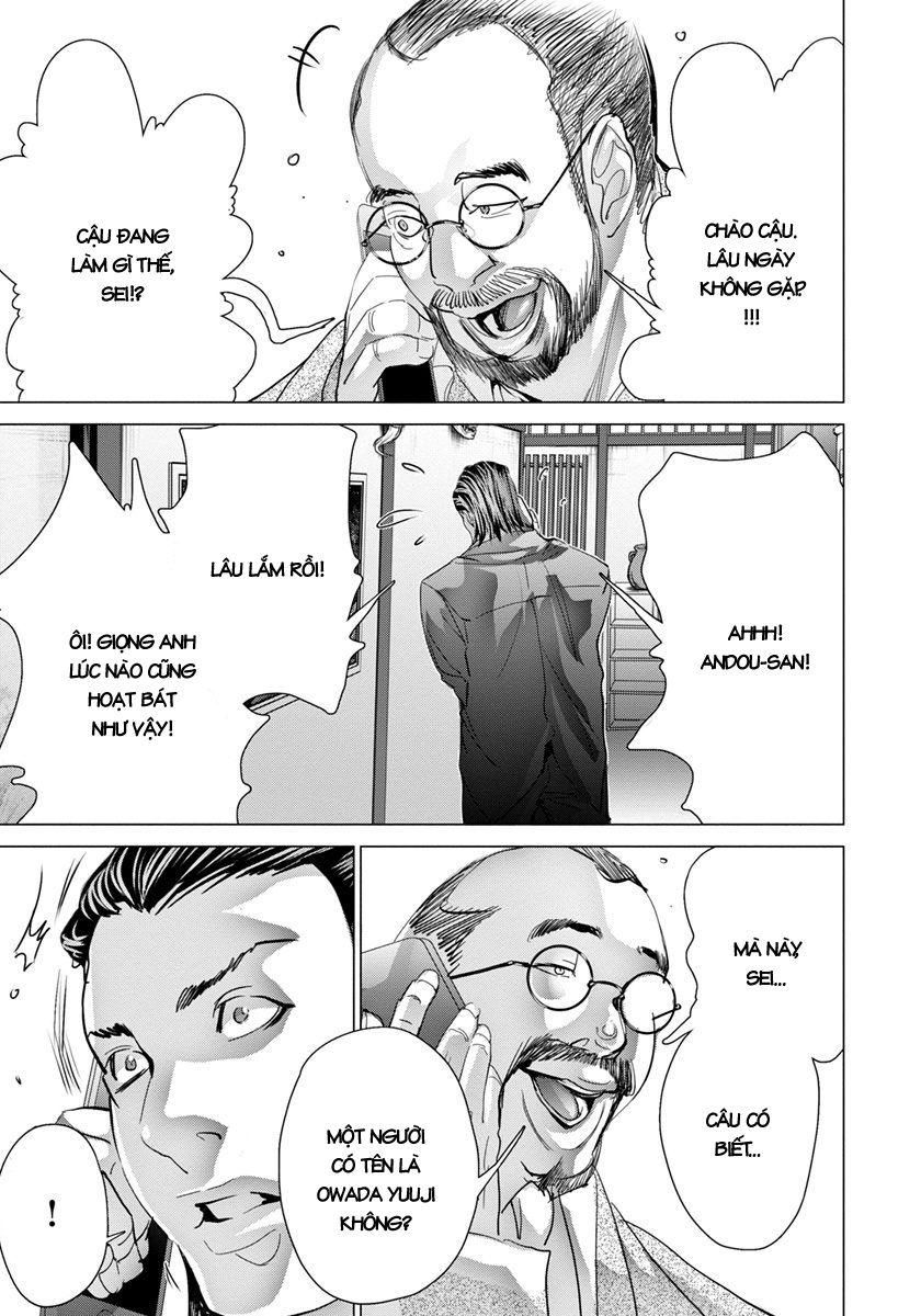 Trái Tim Và Thân Xác - Blush-DC Himitsu Chapter 47 - Trang 25