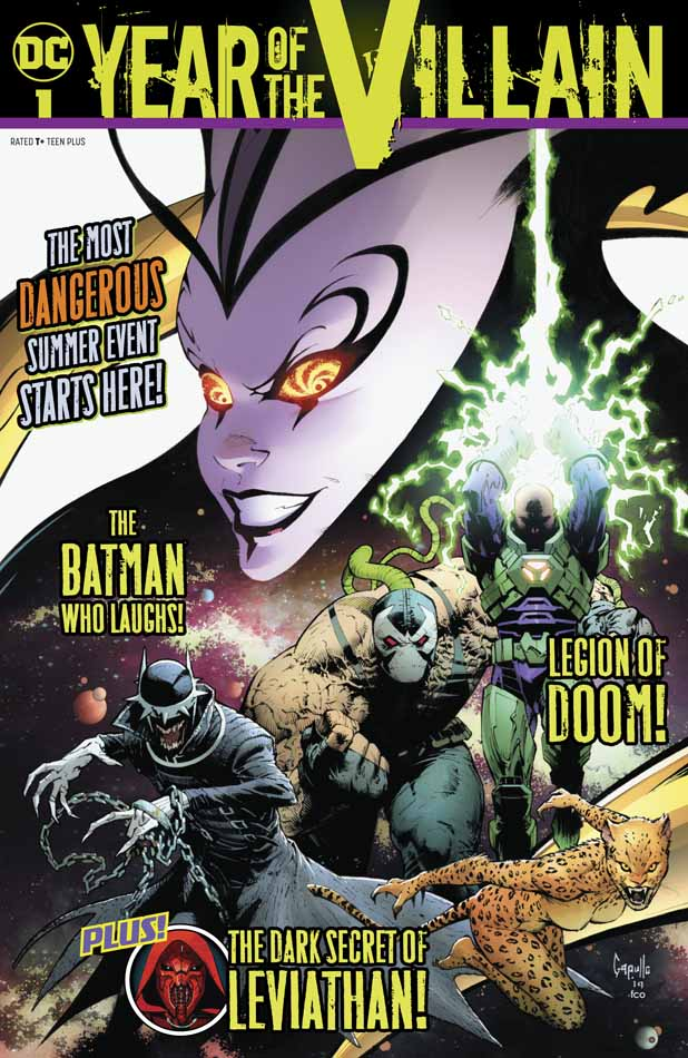 DC's Year of the Villain Special 01 (2019)