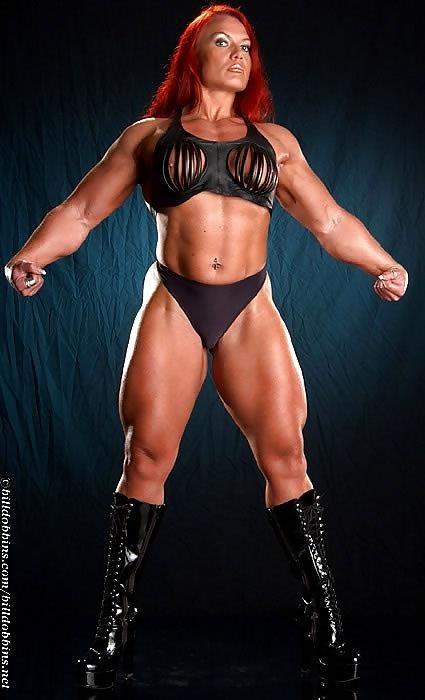 Nude muscle women photos-2235