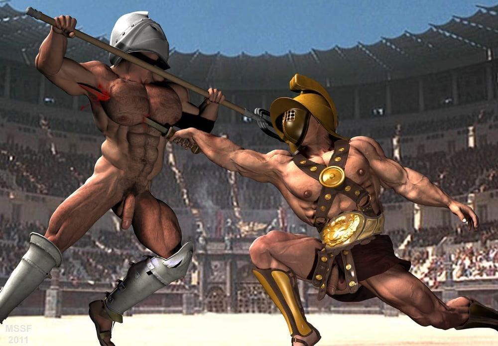 Roman slave xxx-5588