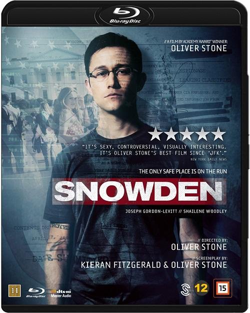 Snowden (2016) MULTi.720p.BluRay.x264.DTS.AC3-DENDA / LEKTOR i NAPISY PL