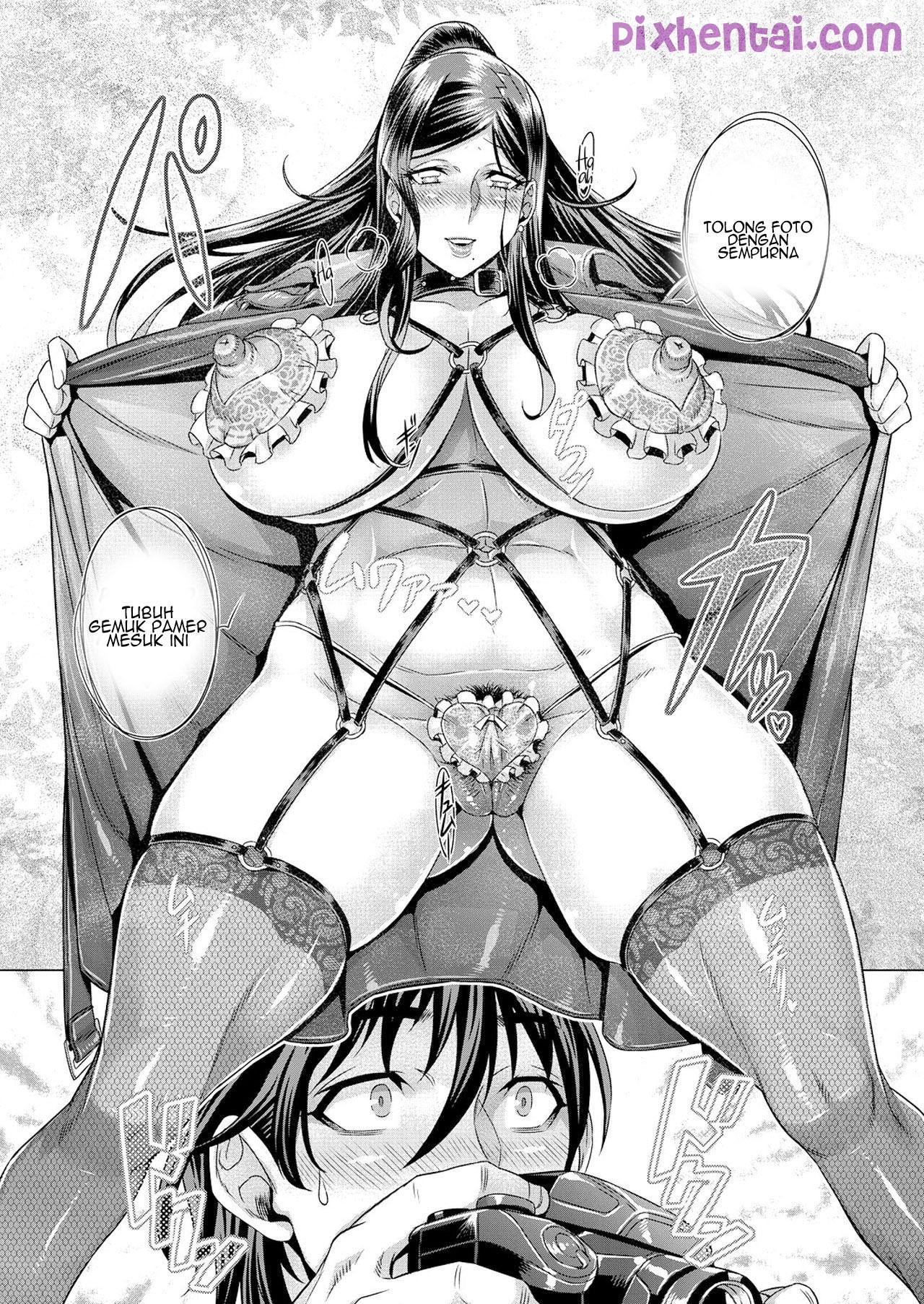 Komik hentai xxx manga sex bokep ibu kost montok dientot fotografer 14