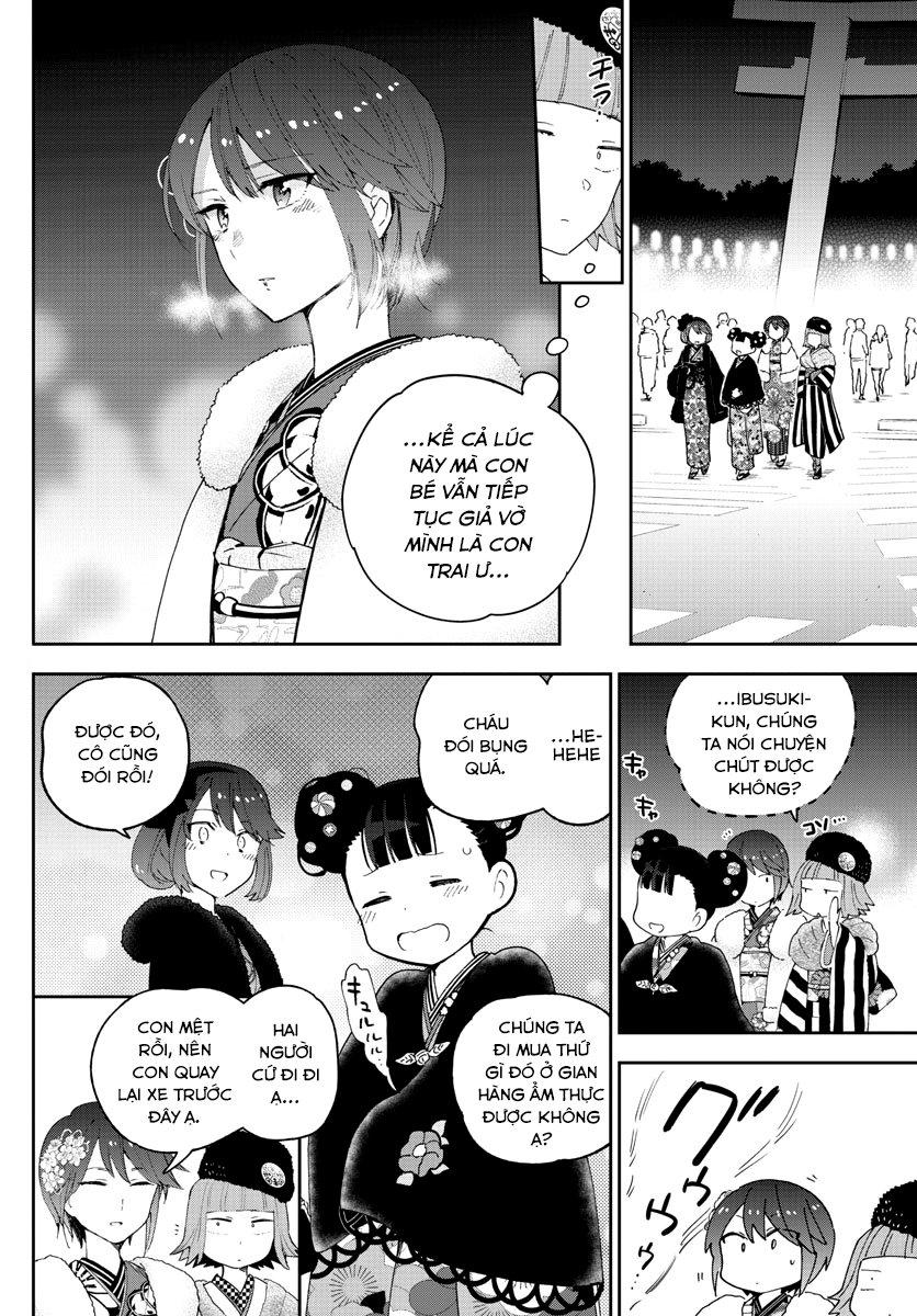Hatsukoi Zombie Chapter 137 - Trang 10