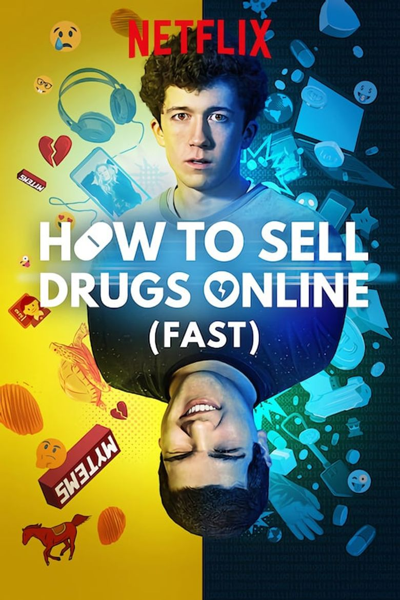 How to Sell Drugs Online Fast S01 DUAL DDP5.1 1080p NF WEB-DL
