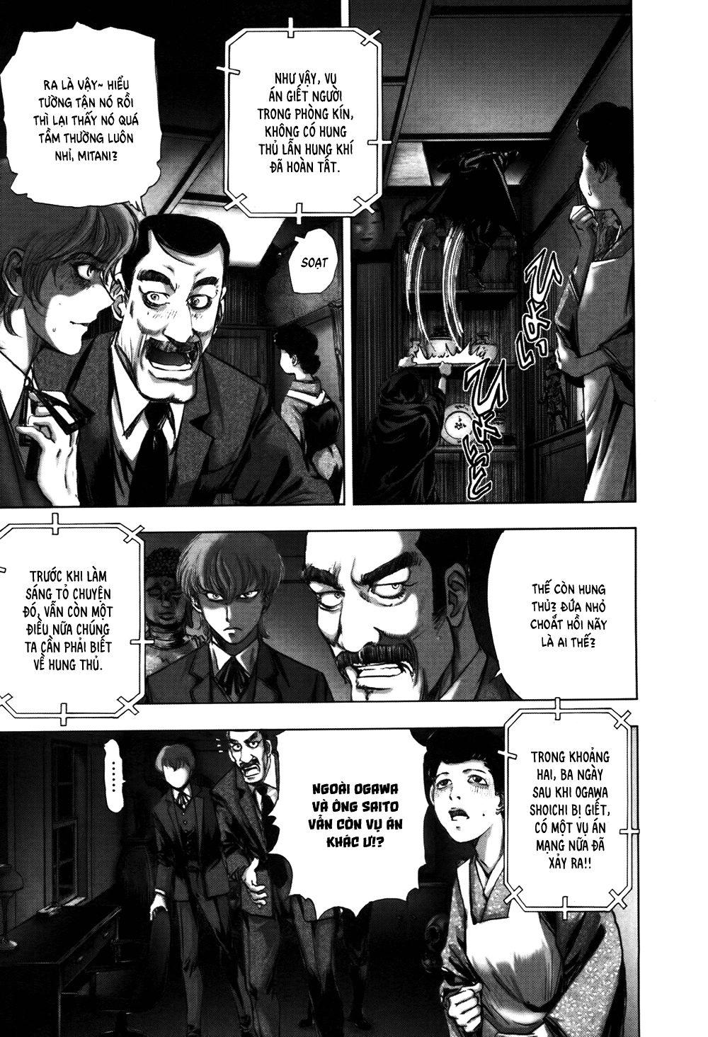 Dị Nhân Quán Chapter 58 - Trang 8