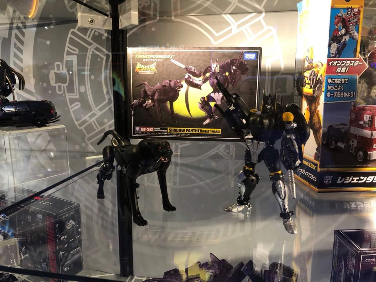 [Masterpiece] MP-34 Cheetor et MP-34S Shadow Panther (Beast Wars) - Page 3 CpWU7F2V_o