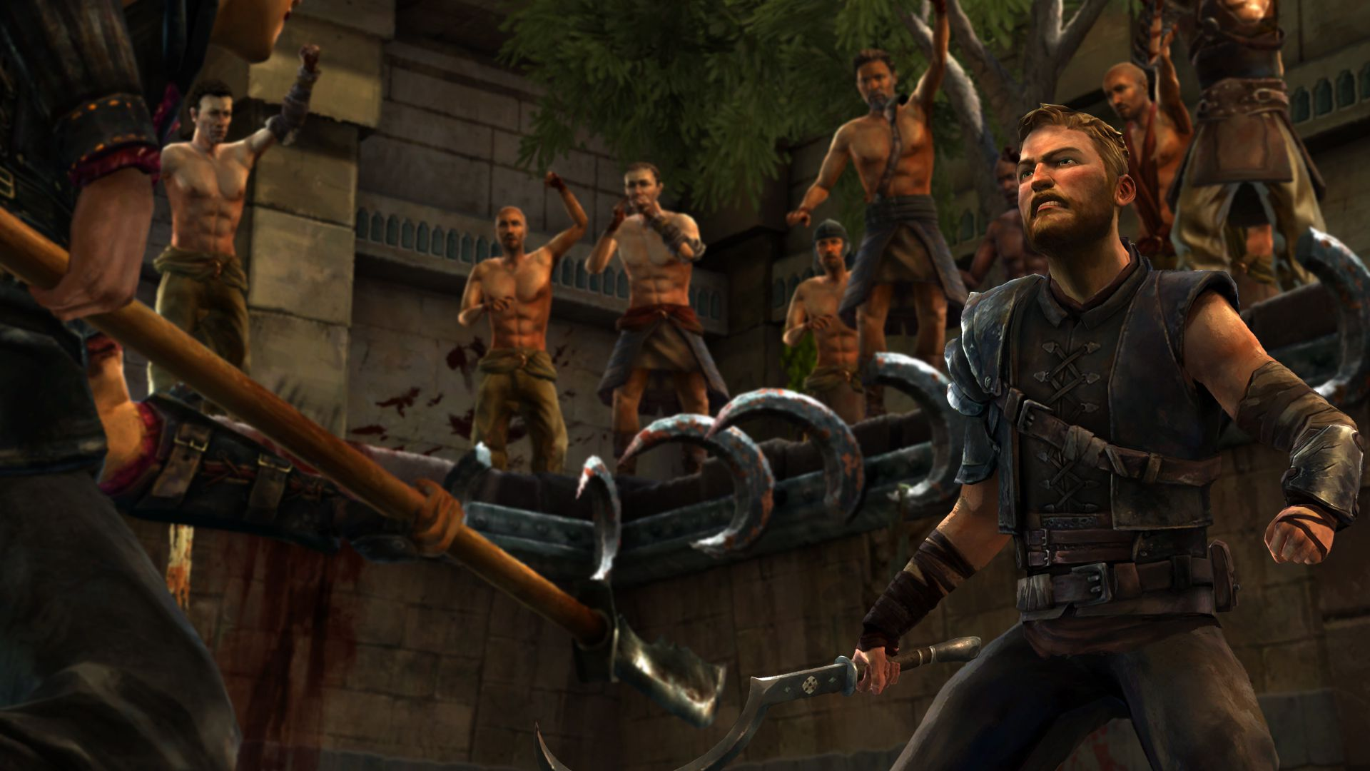 Game of Thrones: A Telltale Games Series Captura 1