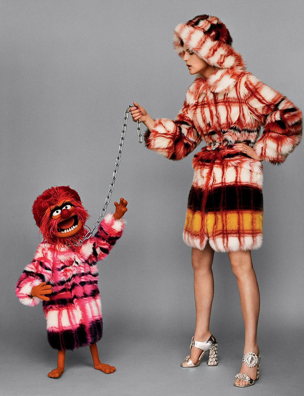 Winning Muppets by Alasdair McLellan - Love no.18 F/W 2017/2018