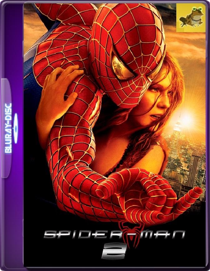 El Hombre Araña 2 (2004) Brrip 1080p (60 FPS) Latino / Inglés