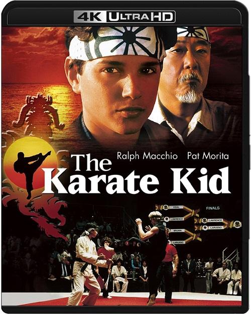 Karate Kid / The Karate Kid (1984) MULTi.REMUX.2160p.UHD.Blu-ray.HDR.HEVC.ATMOS7.1-DENDA / LEKTOR i NAPISY PL