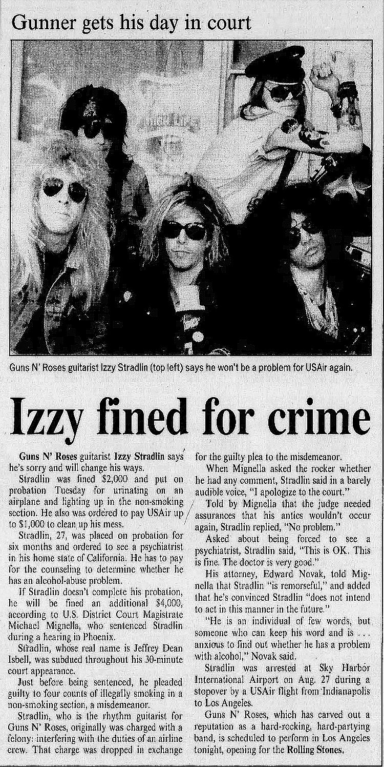 1989.10.18 - Arizona Republic - Izzy fined QjhSgvsH_o