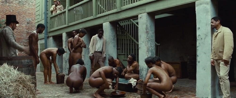 Ebony black naked women-9281