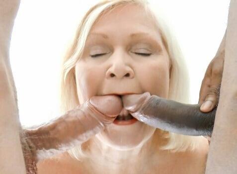 Blowjob granny pics-1272