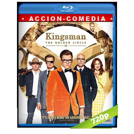Kingsman El Circulo Dorado HD720p Audio Trial Latino-Castellano-Ingles 5.1 2017