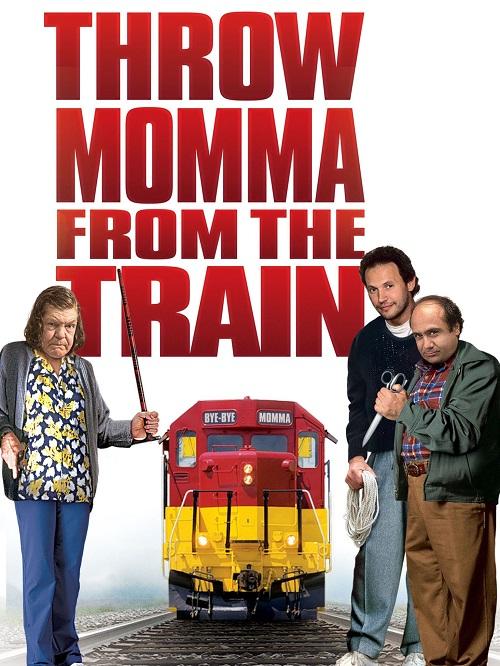 Wyrzuć mamę z pociągu / Throw Momma from the Train (1987) MULTi.720p.BluRay.x264.FLAC.AC3-DENDA / LEKTOR i NAPISY PL