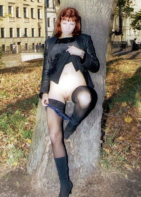 Nipple flash in public-4631