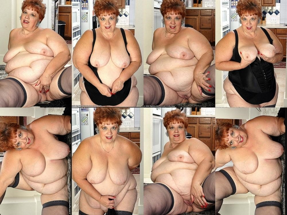Sexy fat white women-2086