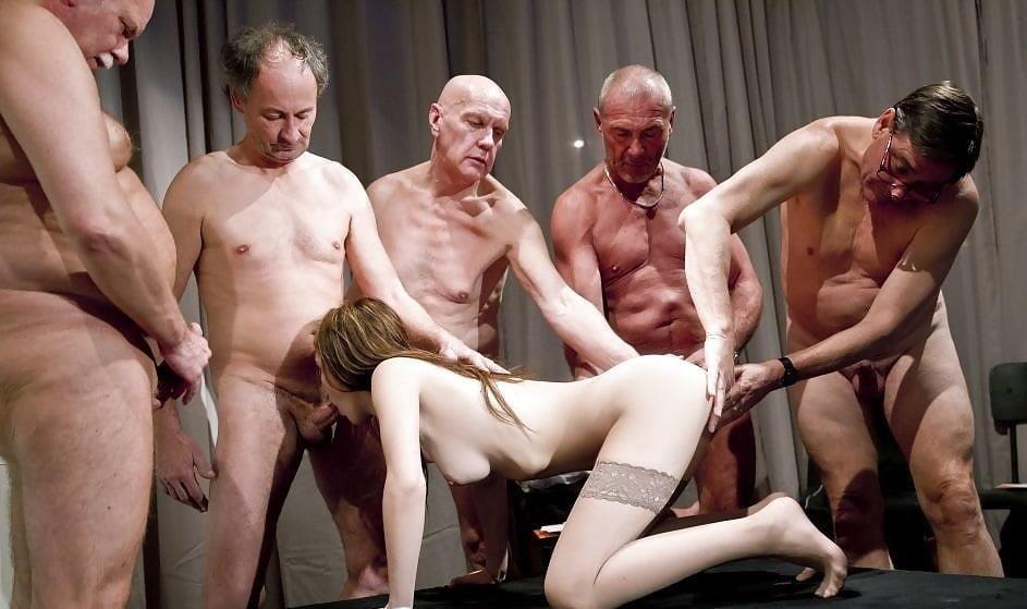 Bisexual men orgy-5264