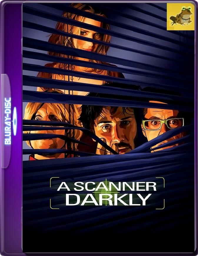 A Scanner Darkly (2006) Brrip 1080p (60 FPS) Inglés Subtitulado