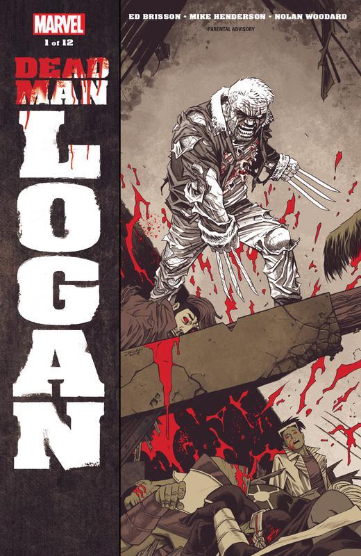 Dead Man Logan #1-12 (2019) Complete