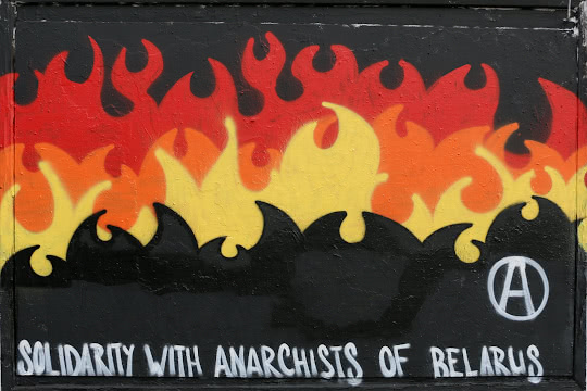 Solidarity with anarchists of Belarus