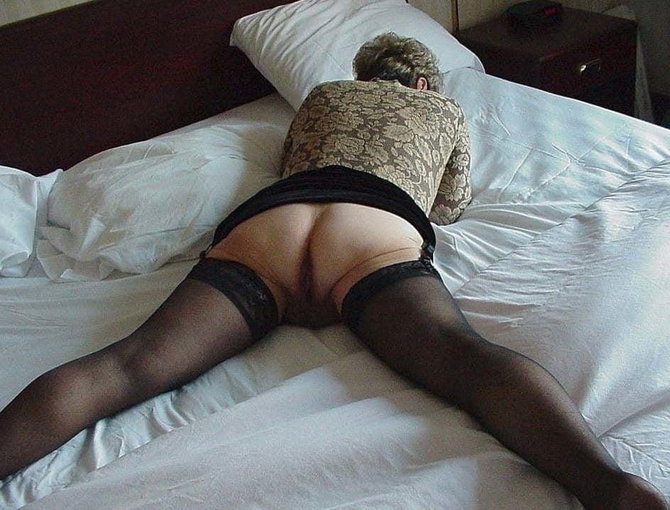 Amateur granny stockings pics-7189