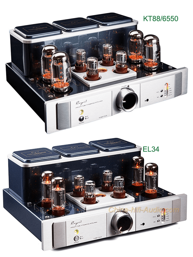 China-hifi-Audio Presents New And Quality Cayin Audiophile Tubes Amplifiers To Bring Ultimate Entertainment Experience For Celebrations