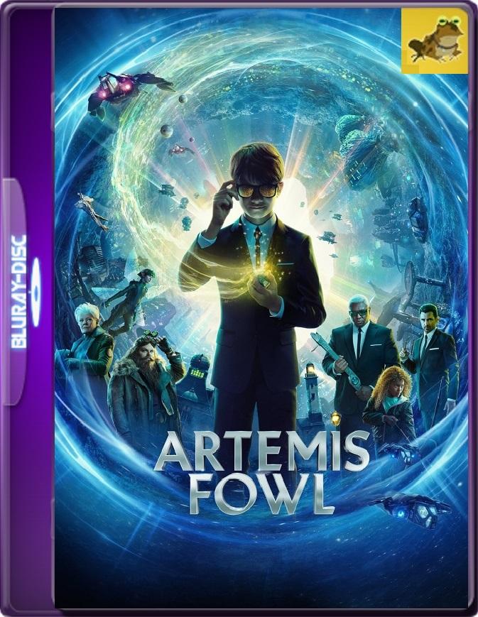Artemis Fowl (2020) WEB-DL 1080p (60 FPS) Inglés Subtitulado
