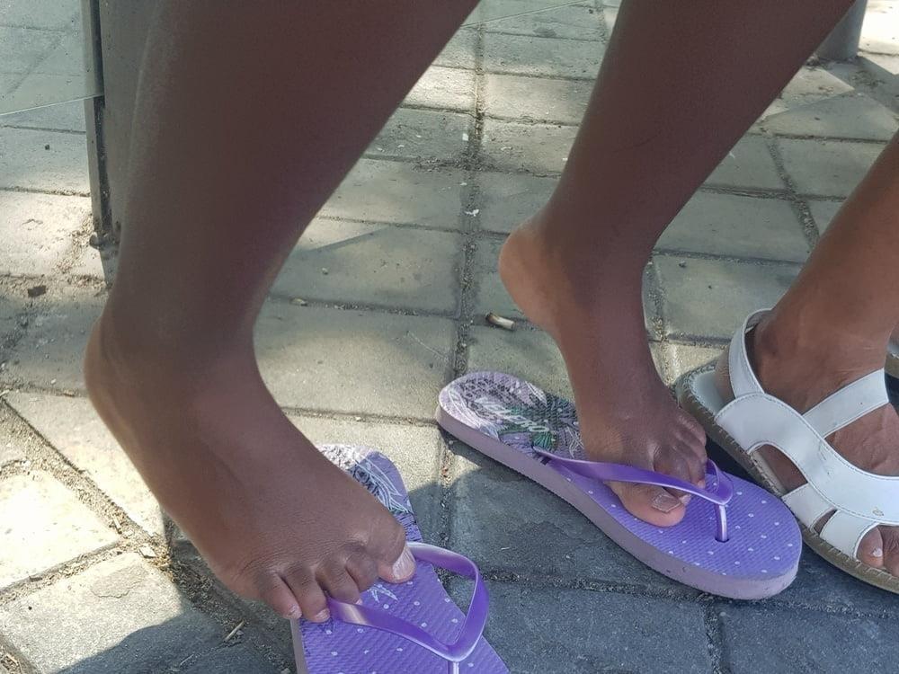 Black mom feet porn-8014