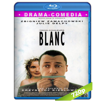 descargar Tres Colores Blanco [1994][BD-Rip][720p][Dual Cas-Fra][Drama] gratis