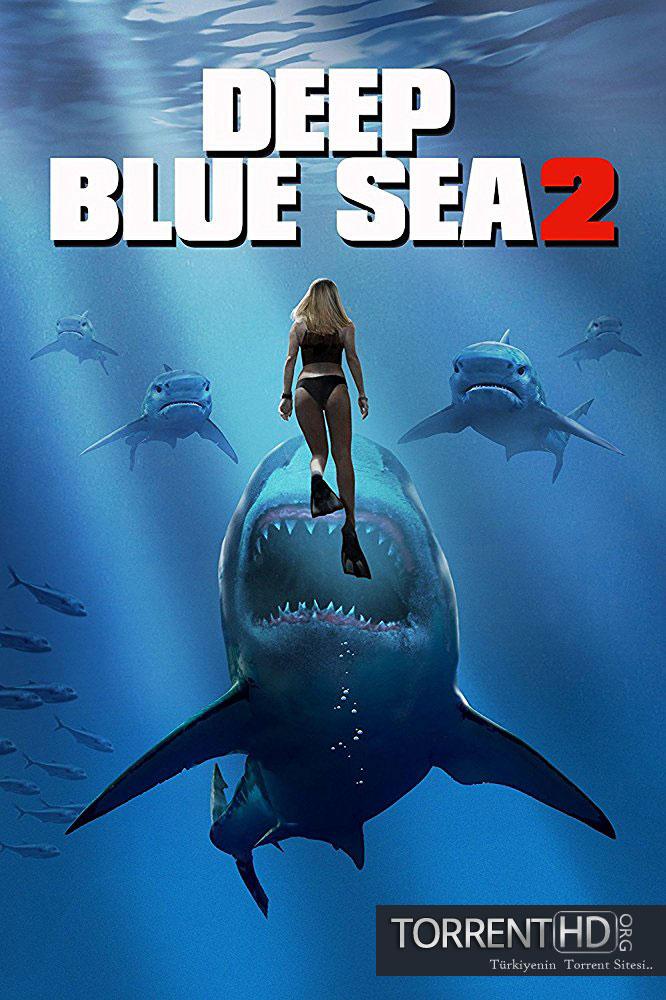 Mavi Korku 2 - Deep Blue Sea 2 (2018) m1080p DUAL BluRay Torren indir