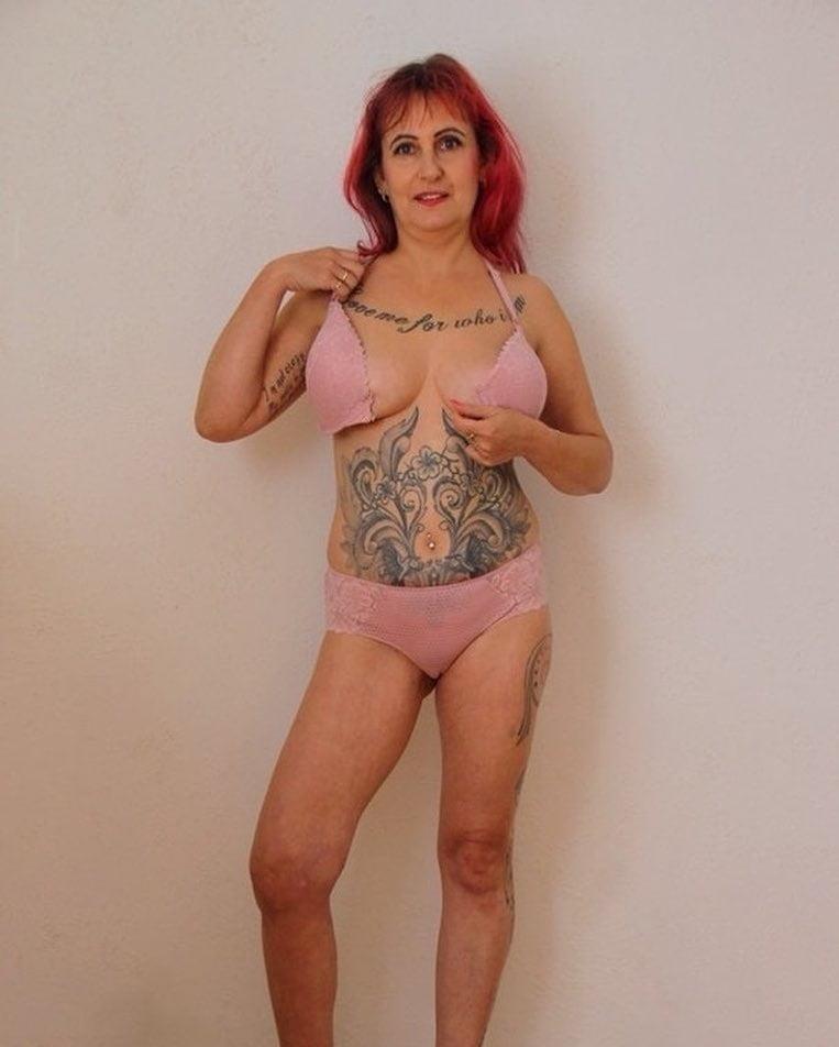 Mature nude erotic-7332