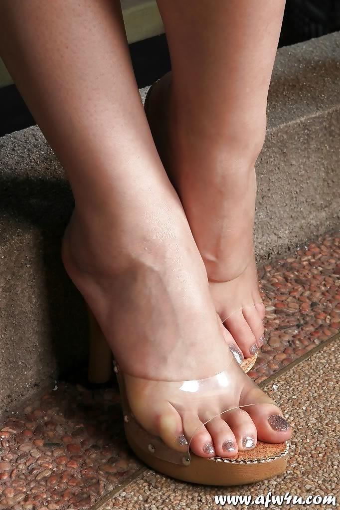 Asian feet footjob-5224