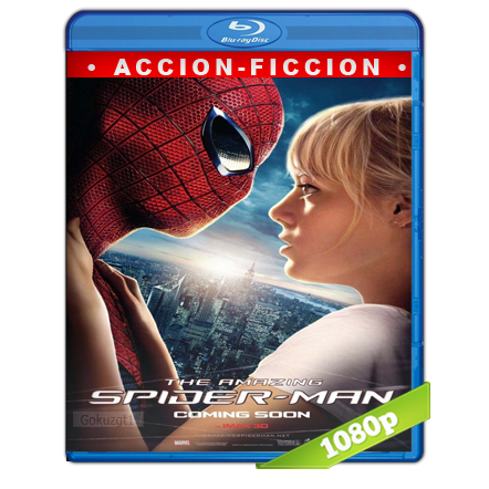 descargar El Sorprendente Hombre Araña 1080p Lat-Cast-Ing 5.1 (2012) gratis