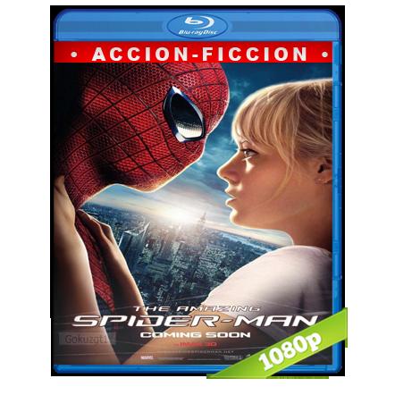 El Sorprendente Hombre Araña (2012) BRRip Full 1080p Audio Trial Latino-Castellano-Ingles 5.1