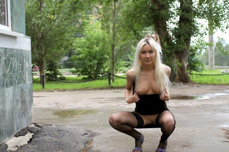 Russian blonde girl porn-9174