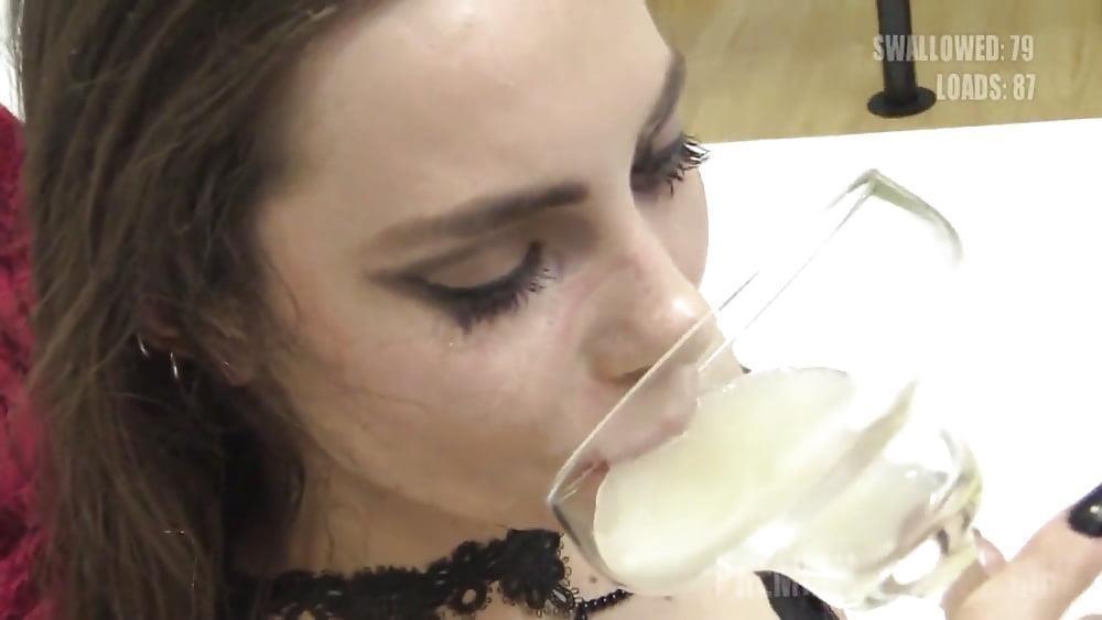 Teen bukkake swallow-5689