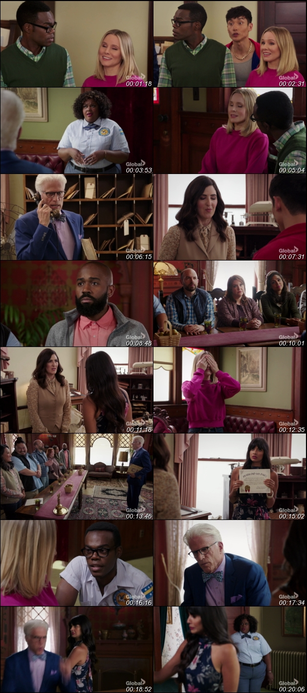 The Good Place S03E11 720p HDTV x264-AVS