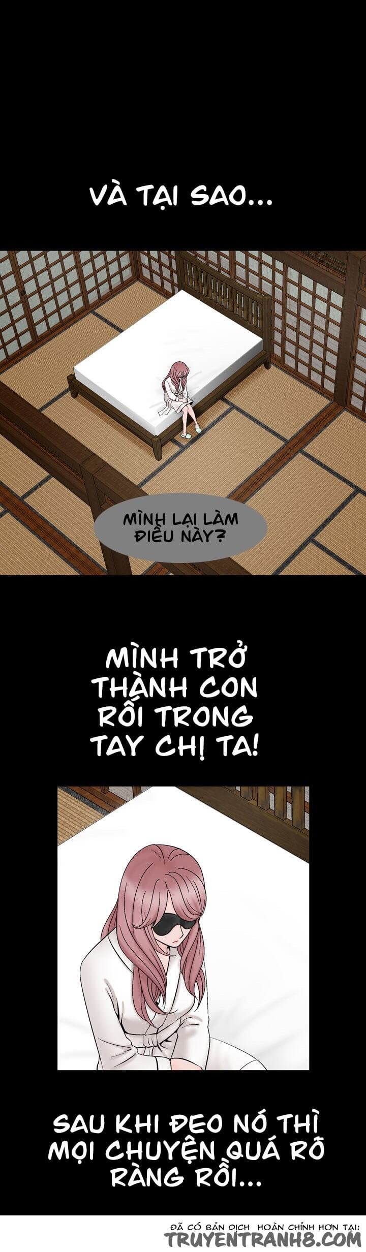 The Taste Of The Hand Chapter 13 - Trang 26