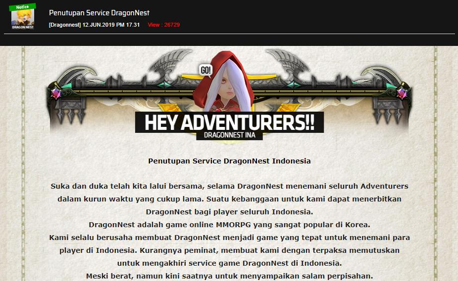 Kenapa Banyak Game Online Indonesia Tutup?