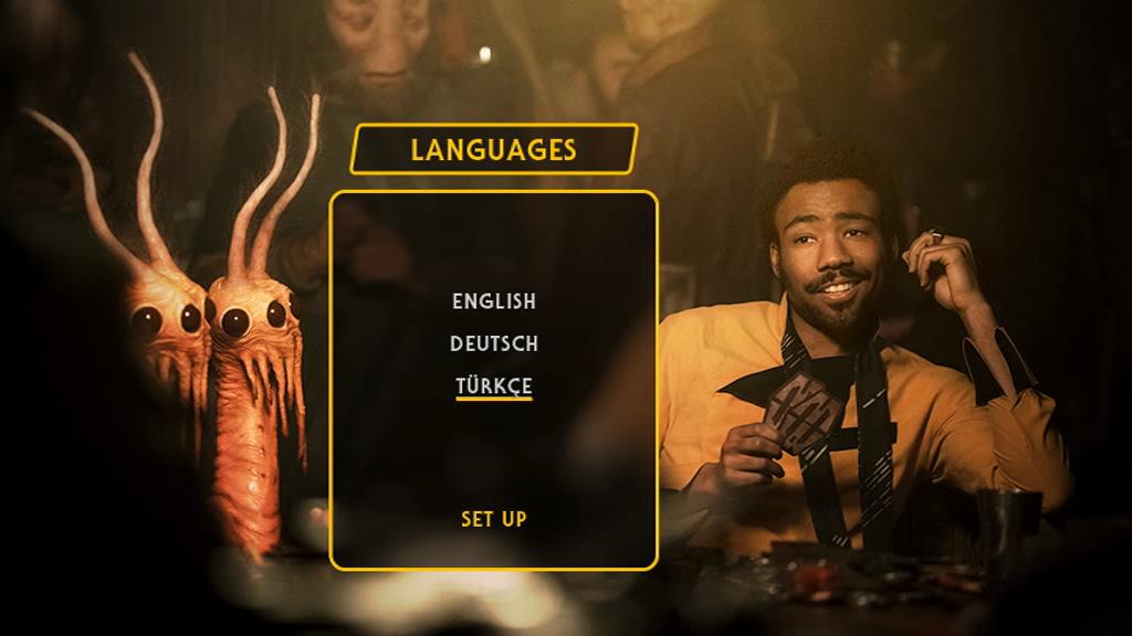 Han Solo: Bir Star Wars Hikayesi - Solo A Star Wars Story 2018 DvD-9 DuaL - HDT