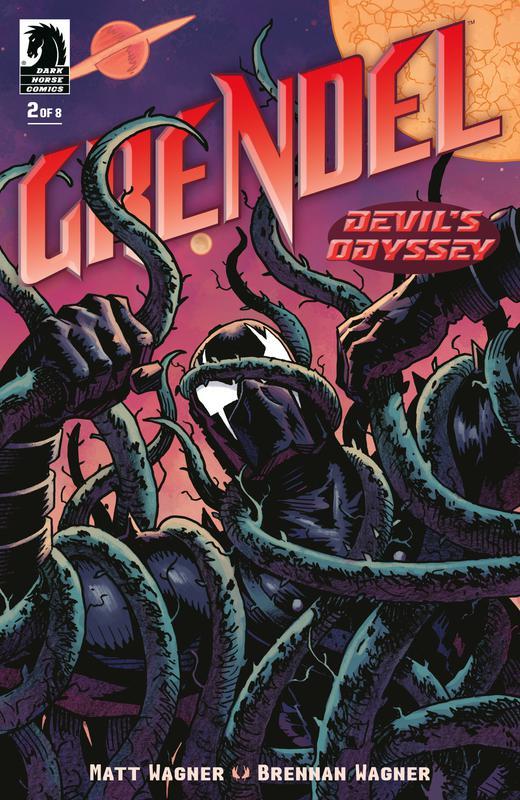 Grendel - Devil's Odyssey #1-4 (2019-2020)